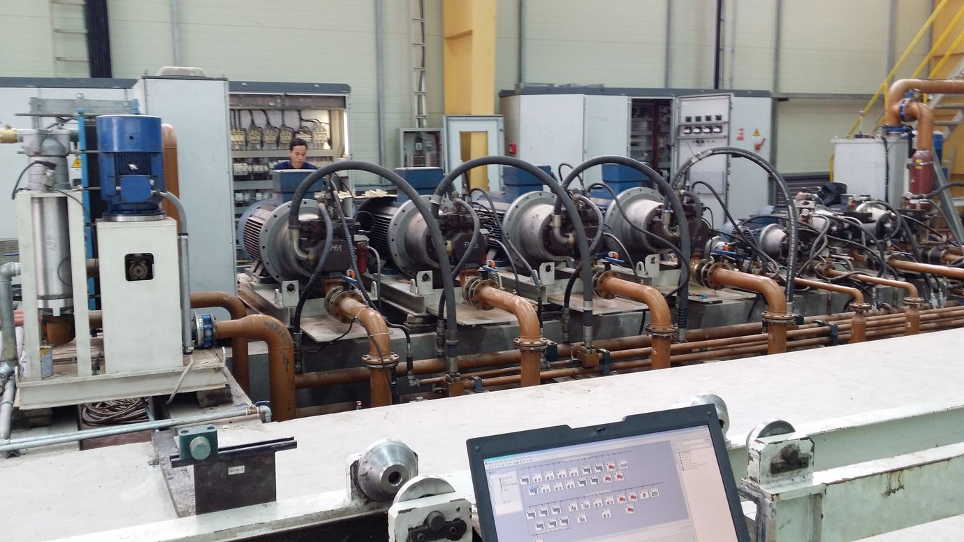 Uruchomienie linii aluminium w VIETNAMIE